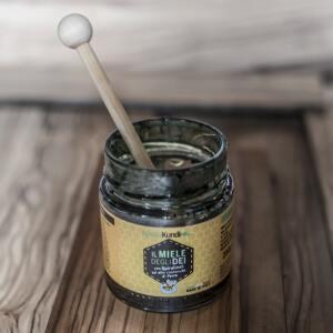 miele con spirulina
