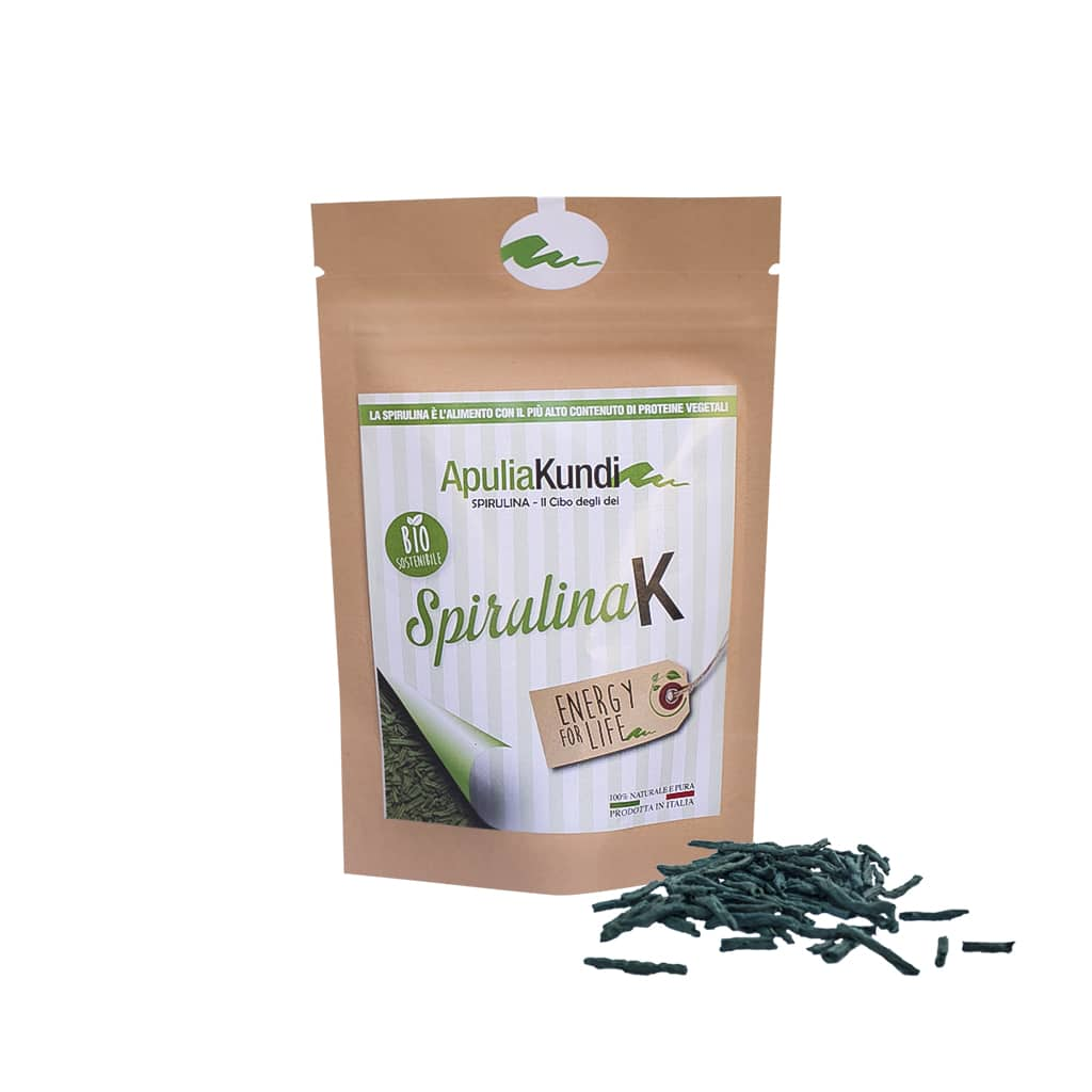 SPIRULINA BIO STICKS DA 50g